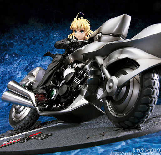 Good Smile Company's &quot;Bike Saber&quot; (5)