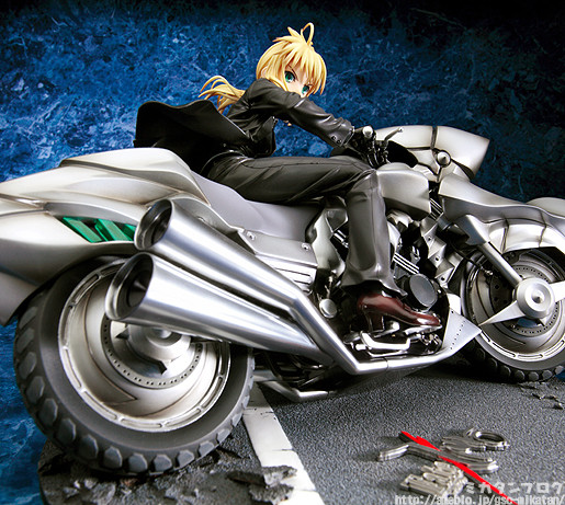 Good Smile Company's &quot;Bike Saber&quot; (4)