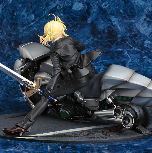 Good Smile Company's &quot;Bike Saber&quot; (6)