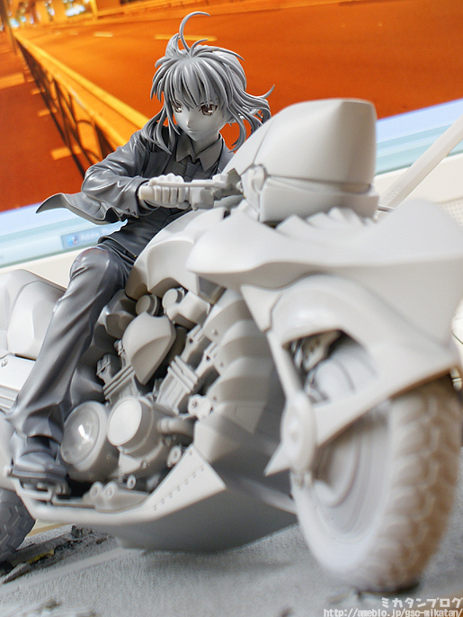 Good Smile Company's &quot;Bike Saber&quot; (1)