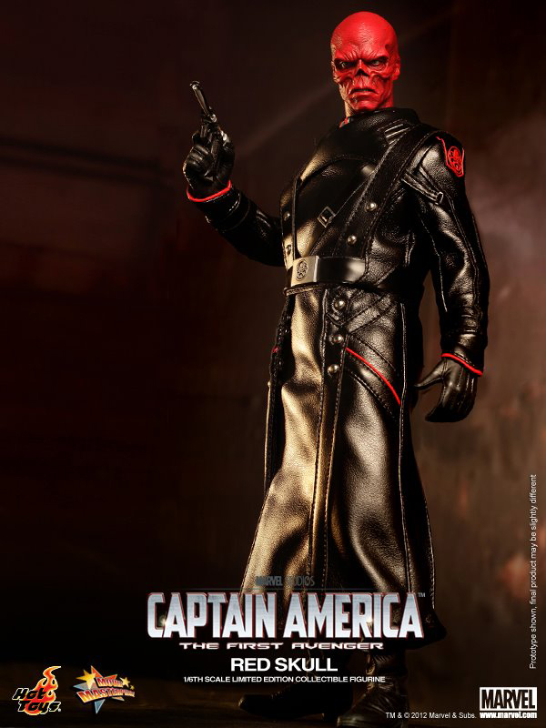 Preview | Hot Toys: Red Skull (6)