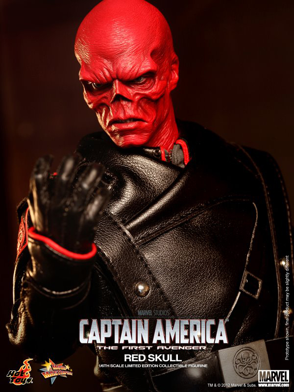 Preview | Hot Toys: Red Skull (9)