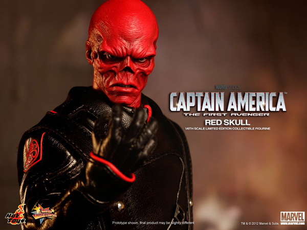 Preview | Hot Toys: Red Skull (14)