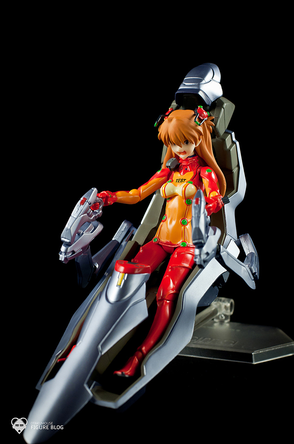 Review | Max Factory: Figma Shikinami Asuka Langley (1)