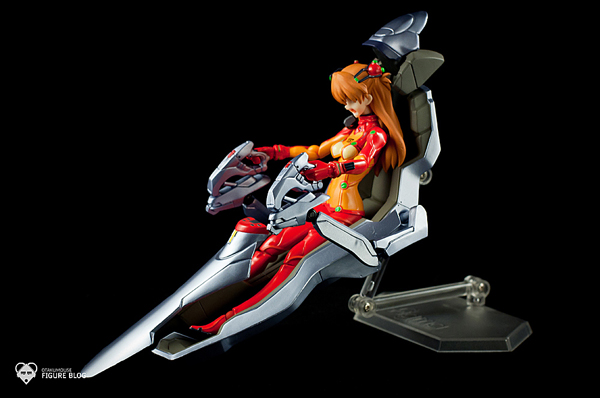 Review | Max Factory: Figma Shikinami Asuka Langley (2)