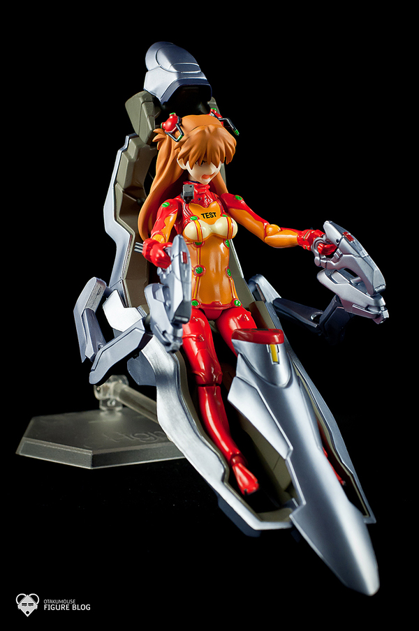 Review | Max Factory: Figma Shikinami Asuka Langley (3)