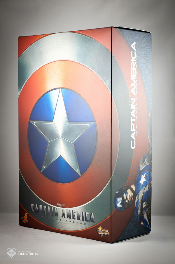 Hot Toys Captain America Get! (2)