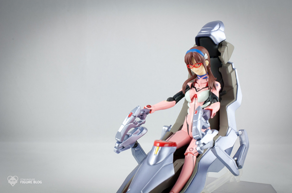 Review | Max Factory: Figma Mari Makinami (4)