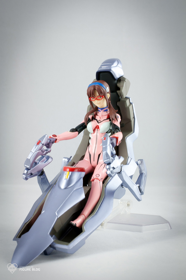 Review | Max Factory: Figma Mari Makinami (5)