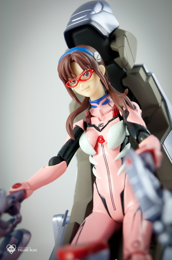 Review | Max Factory: Figma Mari Makinami (9)