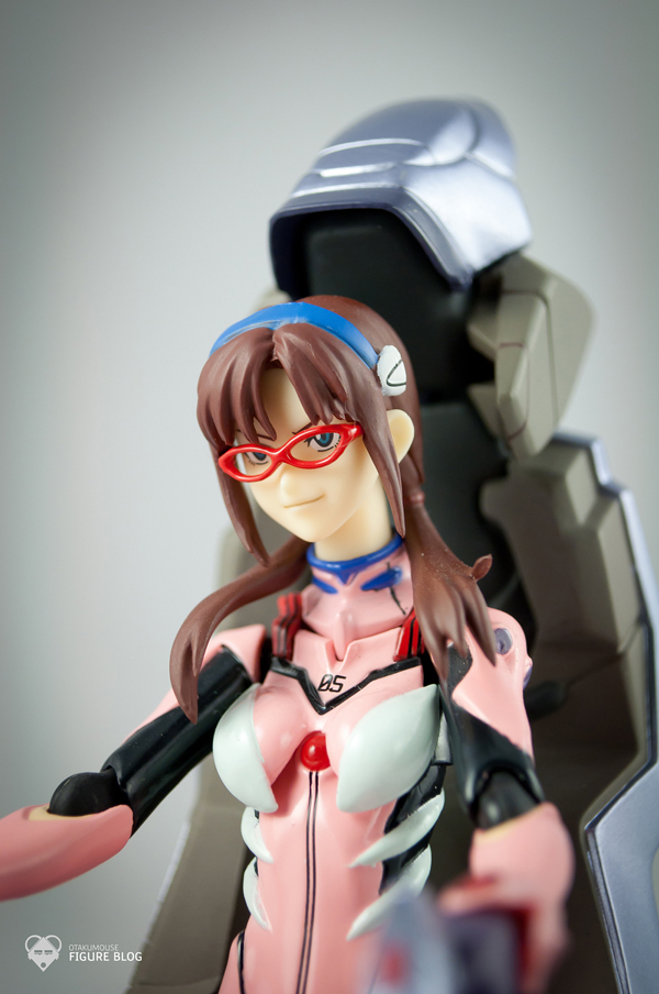 Review | Max Factory: Figma Mari Makinami (20)