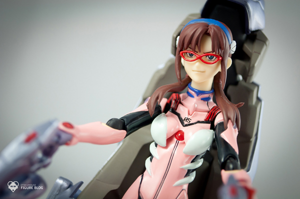 Review | Max Factory: Figma Mari Makinami (23)