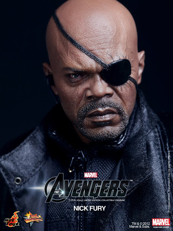 Preview | Hot Toys: Nick Fury (9)