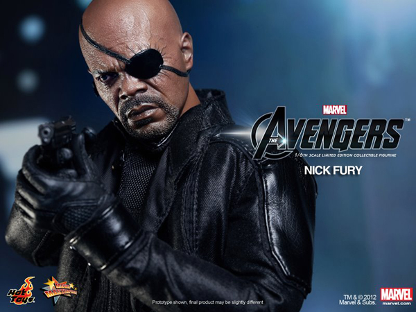 Preview | Hot Toys: Nick Fury (5)