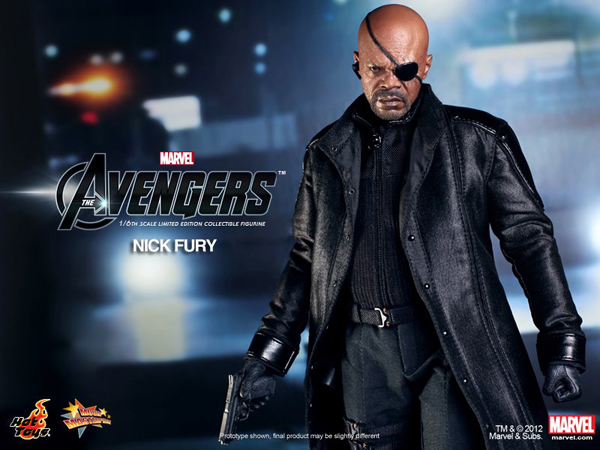 Preview | Hot Toys: Nick Fury (2)
