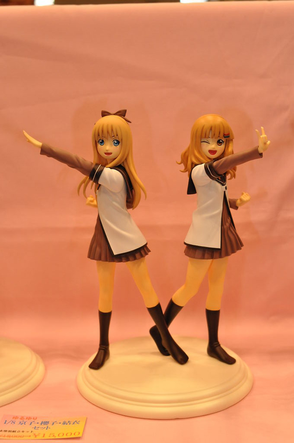 Report | Wonfes 2012 Winter: Garage Kits (57)
