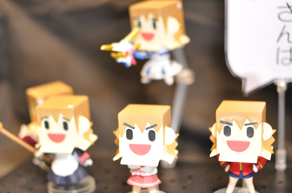Report | Wonfes 2012 Winter: Garage Kits (49)