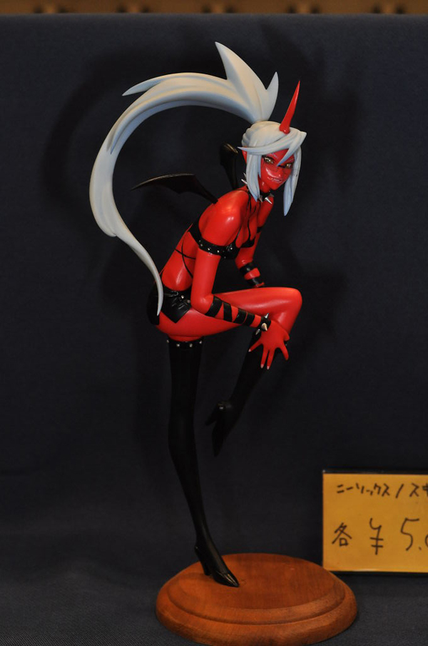 Report | Wonfes 2012 Winter: Garage Kits (43)