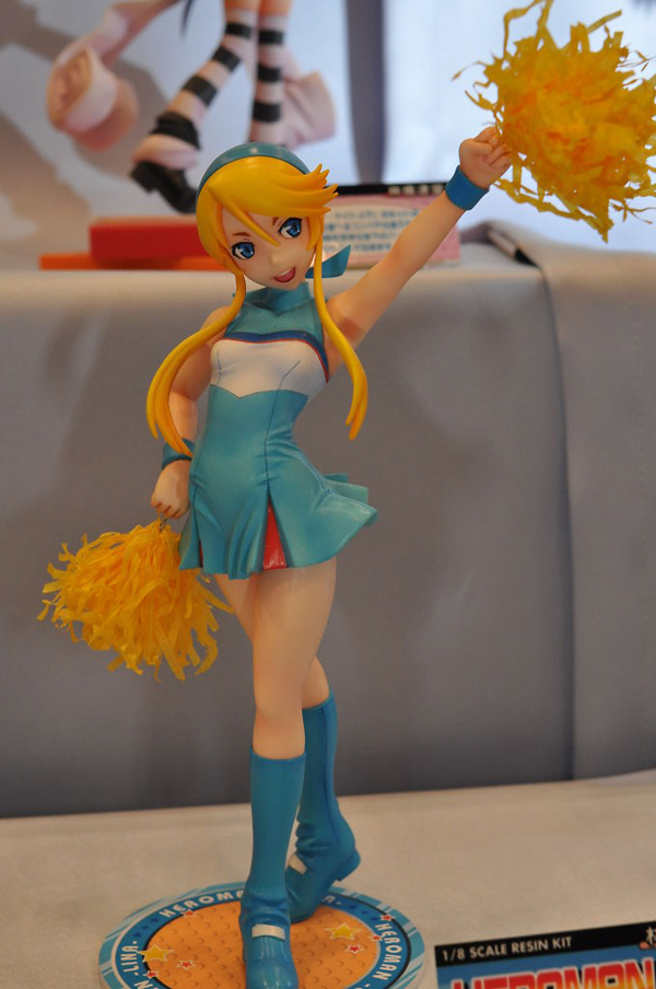 Report | Wonfes 2012 Winter: Garage Kits (39)