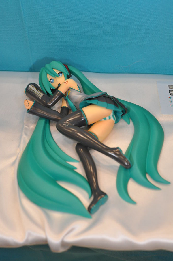 Report | Wonfes 2012 Winter: Garage Kits (26)