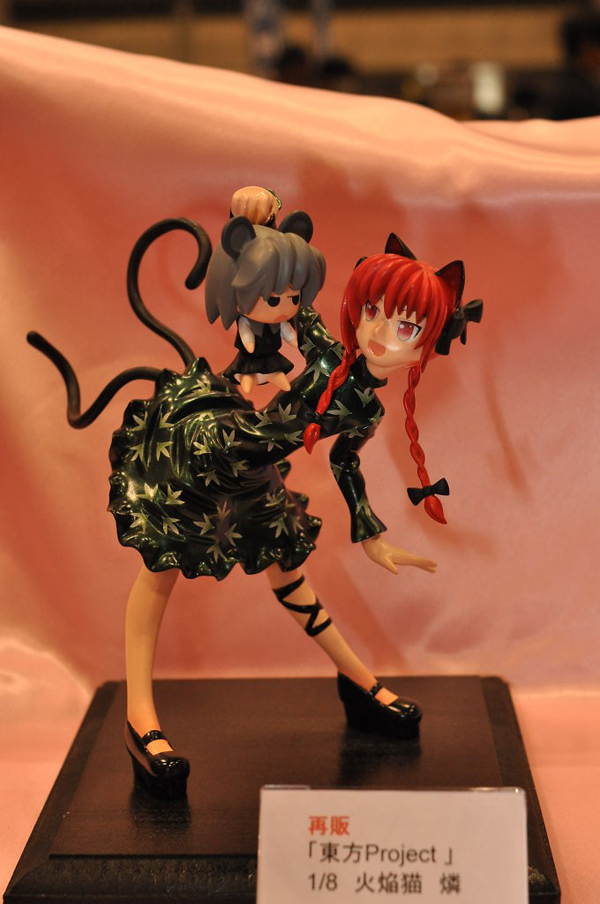 Report | Wonfes 2012 Winter: Garage Kits (10)