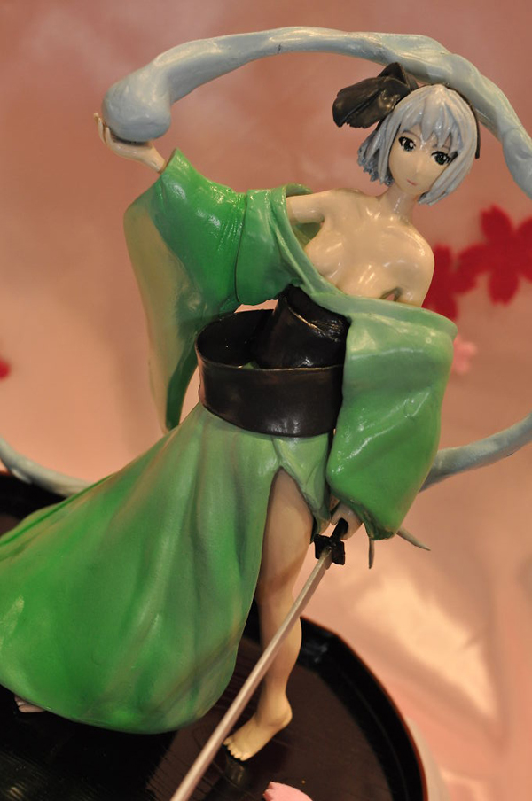 Report | Wonfes 2012 Winter: Garage Kits (7)