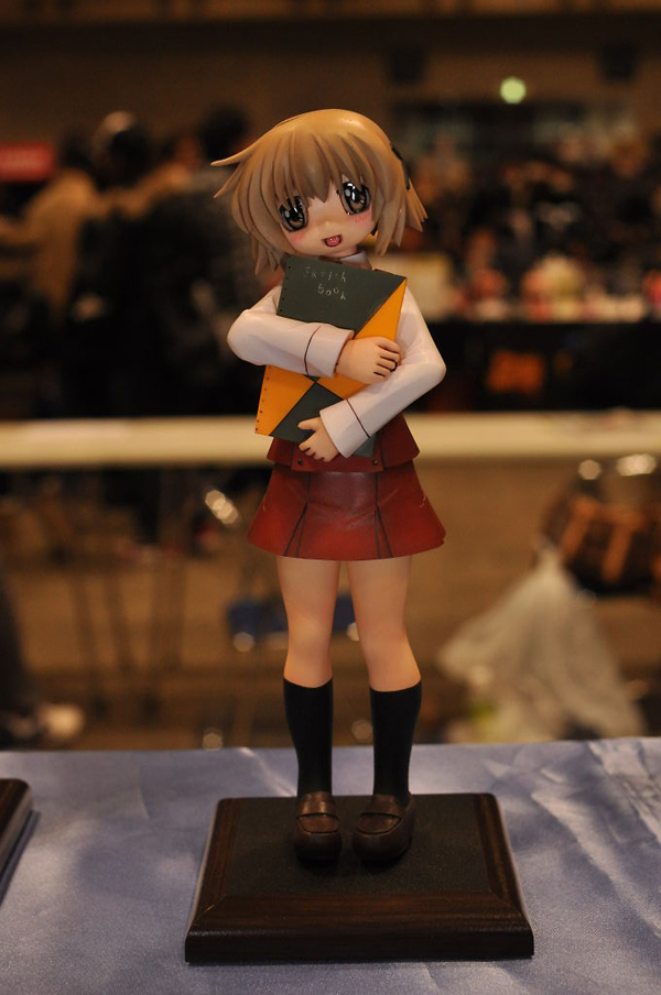 Report | Wonfes 2012 Winter: Garage Kits (4)