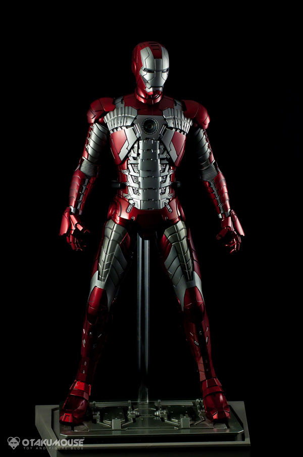 Review | Hot Toys: Ironman Mark V (57)