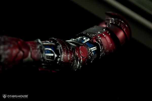 Review | Hot Toys: Ironman Mark V (10)