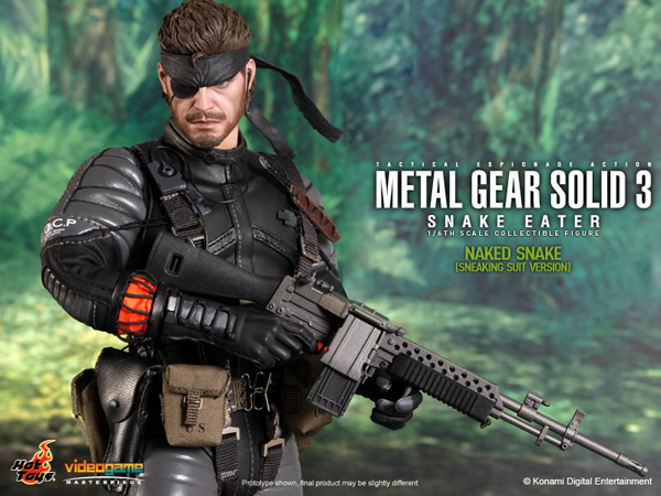 Preview | Hot Toys: Naked Snake (17)