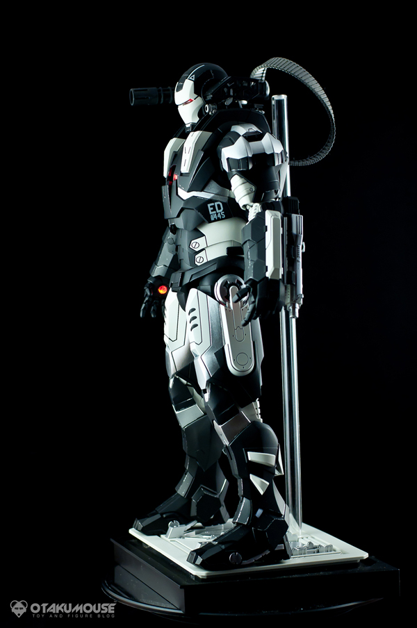 Review   Hot Toys: Warmachine (Special Version) (39)