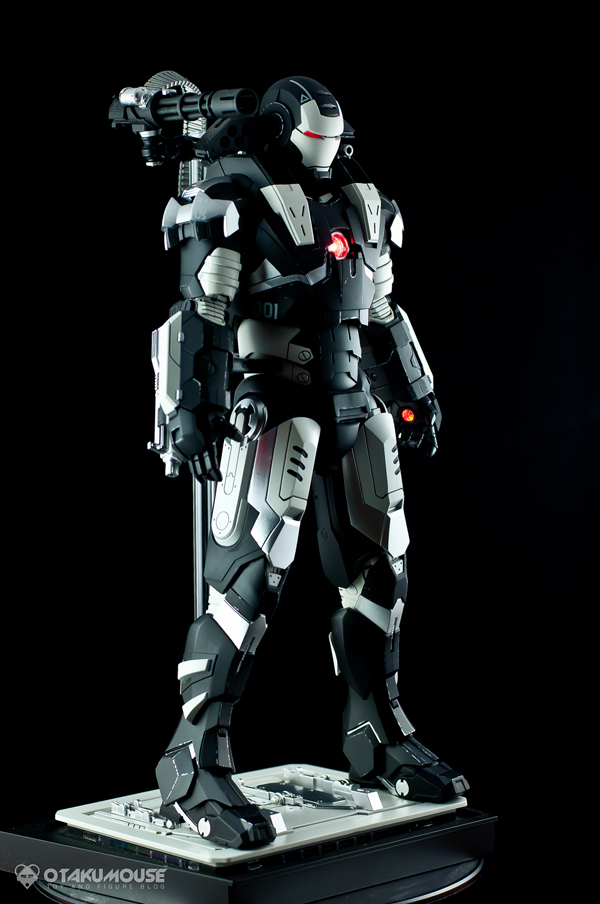 Review   Hot Toys: Warmachine (Special Version) (36)