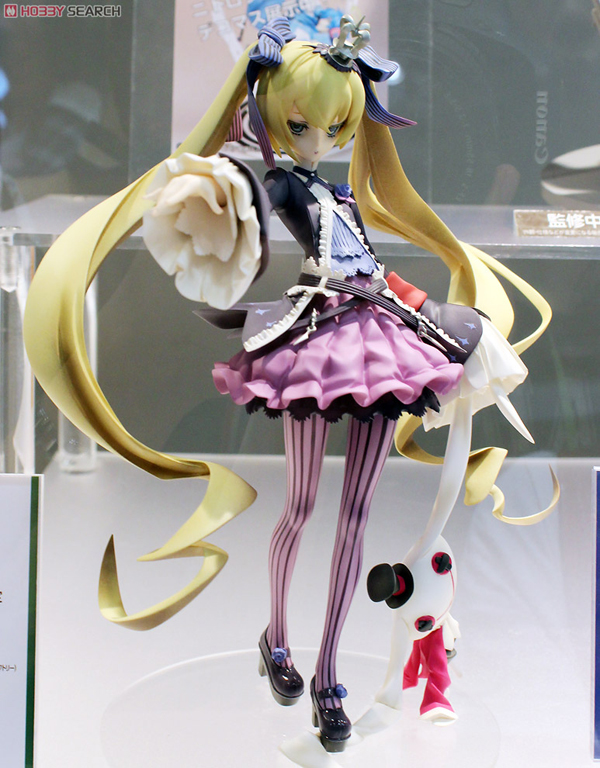 Wonder Festival 2012 | Summer: GSC / MF Scale Figures &amp; Figmas (71)
