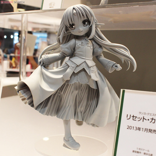 Wonder Festival 2012 | Summer: GSC / MF Scale Figures &amp; Figmas (66)
