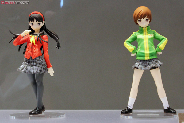 Wonder Festival 2012 | Summer: GSC / MF Scale Figures &amp; Figmas (62)