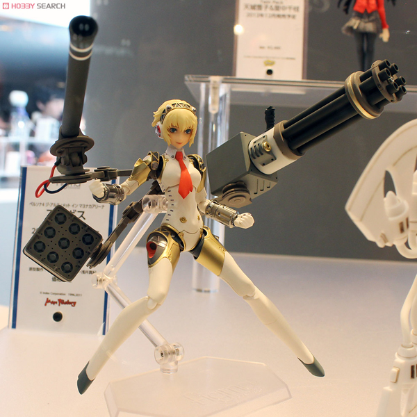 Wonder Festival 2012 | Summer: GSC / MF Scale Figures &amp; Figmas (60)