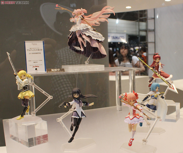 Wonder Festival 2012 | Summer: GSC / MF Scale Figures &amp; Figmas (81)