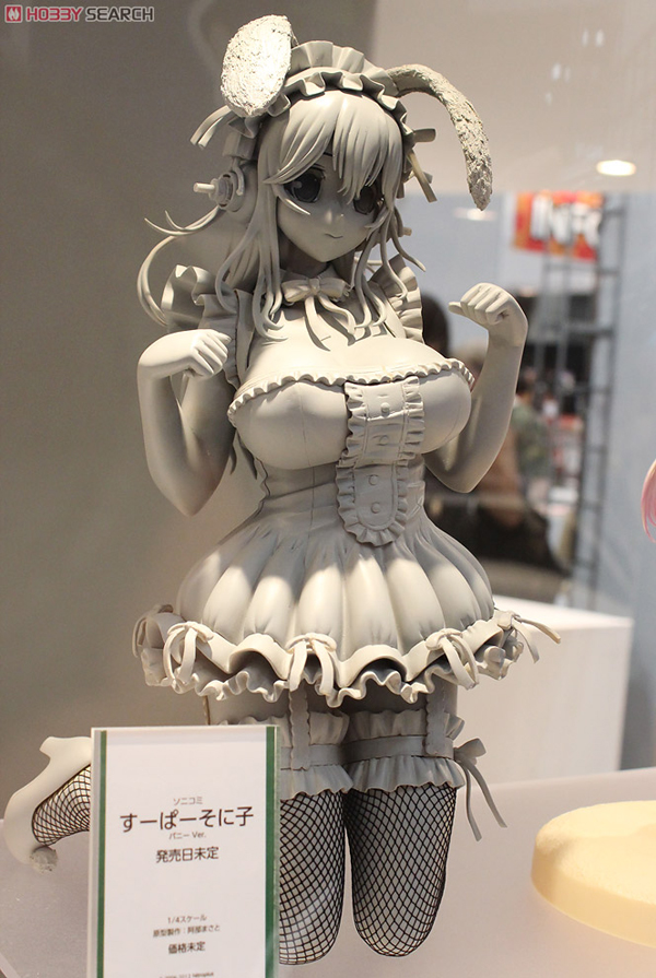 Wonder Festival 2012 | Summer: GSC / MF Scale Figures &amp; Figmas (55)