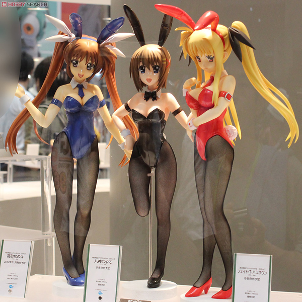Wonder Festival 2012 | Summer: GSC / MF Scale Figures &amp; Figmas (43)
