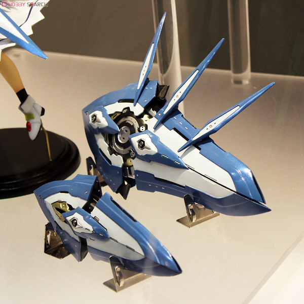 Wonder Festival 2012 | Summer: GSC / MF Scale Figures &amp; Figmas (41)