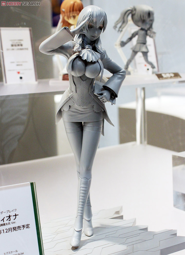 Wonder Festival 2012 | Summer: GSC / MF Scale Figures &amp; Figmas (37)