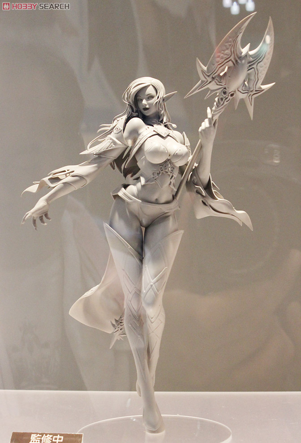Wonder Festival 2012 | Summer: GSC / MF Scale Figures &amp; Figmas (36)