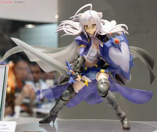 Wonder Festival 2012 | Summer: GSC / MF Scale Figures &amp; Figmas (25)