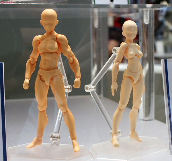 Wonder Festival 2012 | Summer: GSC / MF Scale Figures &amp; Figmas (13)