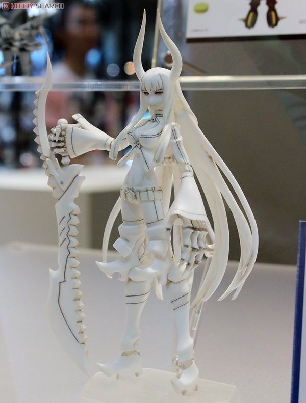 Wonder Festival 2012 | Summer: GSC / MF Scale Figures &amp; Figmas (12)