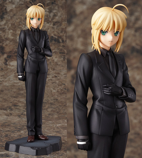 Preview | Max Factory: Saber/Zero (Refined Ver.) (3)