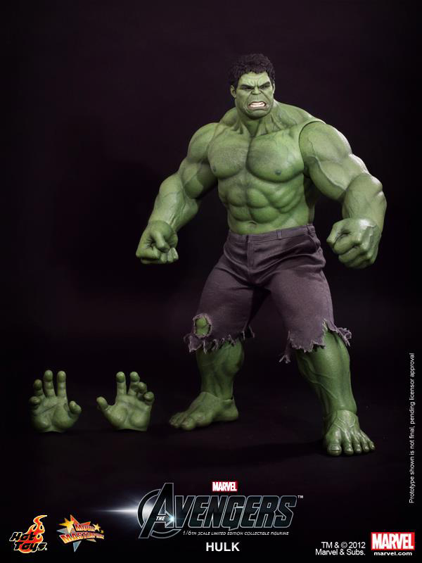 Preview | Hot Toys: Hulk (14)