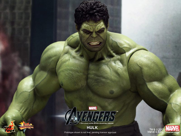 Preview | Hot Toys: Hulk (13)