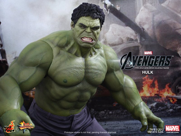 Preview | Hot Toys: Hulk (8)