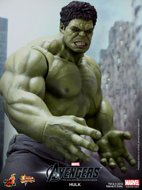 Preview | Hot Toys: Hulk (7)